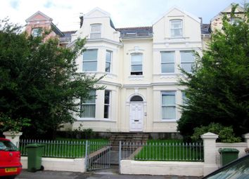 Thumbnail 1 bed flat to rent in Lockyer Road, Mannamead, Plymouth