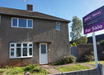 Thumbnail 3 bed end terrace house for sale in Tennyson Road, Stafford