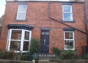 Thumbnail 2 bed end terrace house to rent in Armthorpe Road, Sheffield