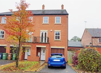 Thumbnail 3 bedroom town house for sale in Nether Hall Avenue, Great Barr, Birmingham