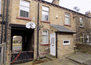 Thumbnail 2 bedroom terraced house for sale in Upper Castle Street, Bradford