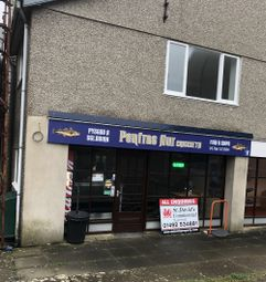 Thumbnail Restaurant/cafe for sale in Trem-Y-Gaer, High Street, Criccieth
