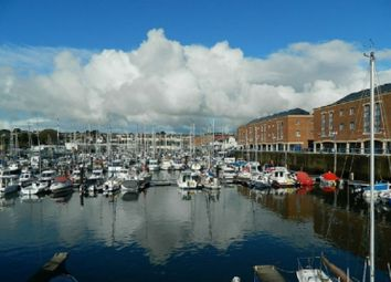 Thumbnail 2 bed maisonette for sale in Nelson Quay, Milford Haven, Pembrokeshire.