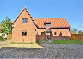 Thumbnail 3 bed detached house to rent in High Street, High Street, Castle Camps