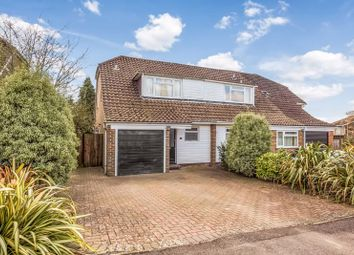 3 bed semi-detached house for sale in West Close, Fernhurst, Haslemere GU27