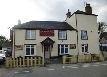 Thumbnail Pub/bar for sale in The Kings Head, The Parade, Chacewater, Truro, Cornwall