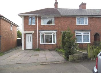 Thumbnail 4 bedroom property for sale in Gorleston Road, Birmingham