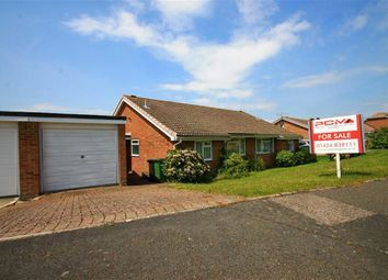 Thumbnail 2 bed semi-detached bungalow for sale in St Dominic Close, St Leonards-On-Sea, East Sussex