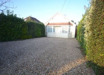 Thumbnail 2 bed bungalow to rent in Reading Road, Winnersh, Wokingham