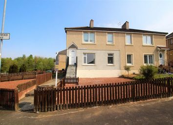 Thumbnail 2 bed flat for sale in Forgewood Road, Motherwell