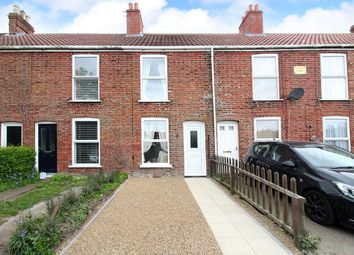 Thumbnail 3 bedroom terraced house for sale in Cess Road, Martham, Great Yarmouth