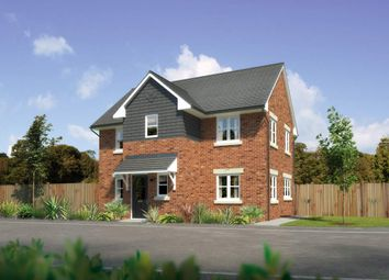 "Thumbnail 4 bed detached house for sale in ""Westwood"" at Padgbury Lane, Congleton"