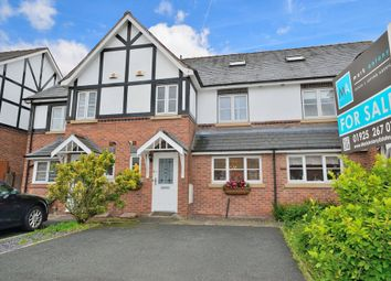 Thumbnail 4 bed town house for sale in Bramley Mews, Stockton Heath, Warrington