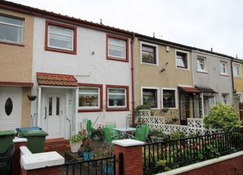 Thumbnail 3 bed terraced house for sale in Inishail Road, Glasgow