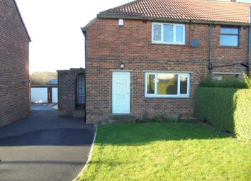 Thumbnail 2 bedroom semi-detached house to rent in Daleside Road, Pudsey