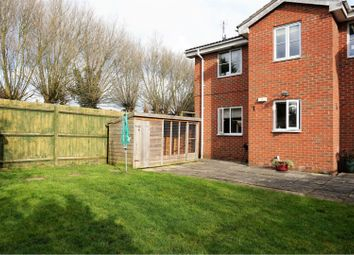 Thumbnail 2 bed maisonette for sale in Cookson Road, Leicester