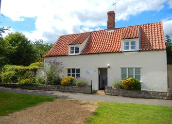 Thumbnail 3 bed cottage for sale in Main Street, Baston, Peterborough