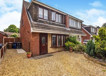 Thumbnail 3 bed semi-detached house for sale in Larchwood Crescent, Leyland