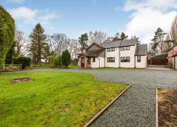 Thumbnail 5 bed detached house for sale in Clay Lane, Moston, Sandbach, Cheshire