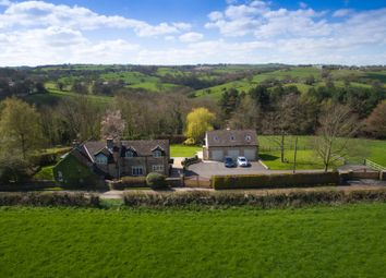 Thumbnail 4 bed detached house for sale in Kneese Croft, Westwick Lane, Holymoorside
