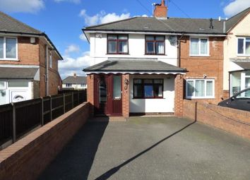 Thumbnail 3 bed semi-detached house for sale in Sunningdale Road, Tyseley, Birmingham, West Midlands