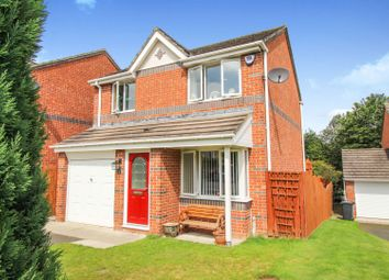 Thumbnail 3 bed detached house for sale in Well Dean, Prudhoe