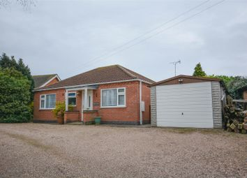 Thumbnail 2 bed detached bungalow for sale in Church Lane., Willoughby On The Wolds, Loughborough