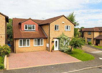Thumbnail 5 bed detached house for sale in Russet Drive, Little Billing, Northampton