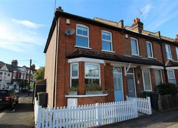 Thumbnail 3 bed end terrace house for sale in Springfield Road, North Chingford, London