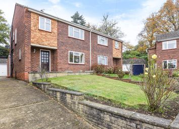 Thumbnail 3 bed semi-detached house to rent in Highfields, Sunningdale