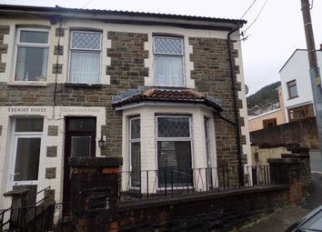 Thumbnail 3 bed terraced house for sale in Eastville Road, Six Bells, Abertillery