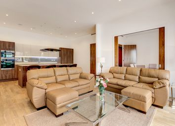 Thumbnail 3 bed flat to rent in Lexington Place, Finchley Road, Golders Hill