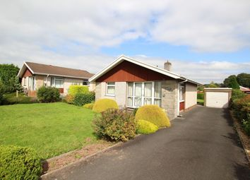 Thumbnail 2 bed bungalow for sale in Pendre Close, Brecon