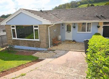 Thumbnail 3 bedroom semi-detached bungalow for sale in Chestnut Drive, Brixham