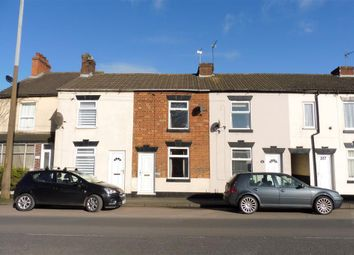 Thumbnail 1 bed terraced house to rent in Hillside School Drive, Stanton Road, Stapenhill, Burton-On-Trent