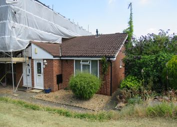 Thumbnail 1 bed semi-detached bungalow for sale in Cheddar Close, Northampton