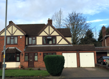 Thumbnail 5 bed detached house to rent in Lake Ave, Walsall