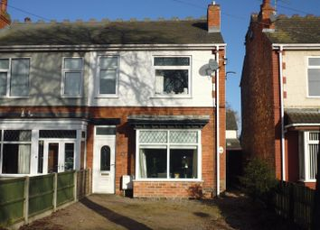 Thumbnail 4 bed semi-detached house for sale in Brancaster Drive, Lincoln