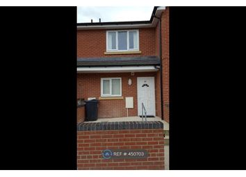 Thumbnail 2 bed terraced house to rent in Johnson Street, Wrexham