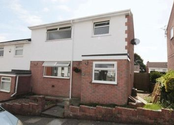 Thumbnail 3 bed semi-detached house for sale in Guys Road, Barry
