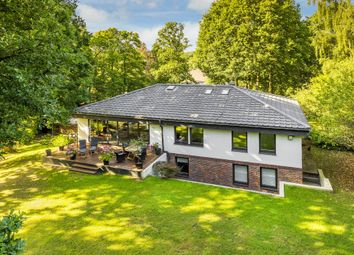 Thumbnail 5 bed detached house for sale in Lake View, Dormans Park, East Grinstead
