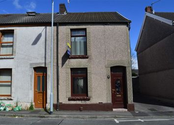 Thumbnail 3 bed end terrace house for sale in Pegler Street, Swansea