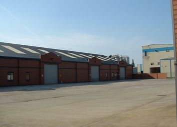 Thumbnail Industrial to let in Scotts Quays, Wallasey