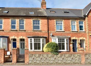 3 bed terraced house for sale in Kingston Road, Taunton TA2