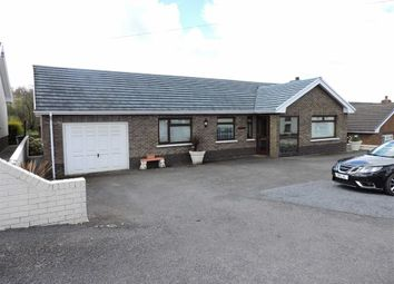 Thumbnail 3 bed detached bungalow for sale in Cwmann, Lampeter