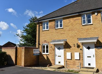 Thumbnail 2 bed end terrace house for sale in North Fields, Sturminster Newton