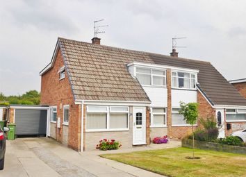 Thumbnail 4 bed semi-detached bungalow for sale in Moorcroft Road, Woodthorpe, York