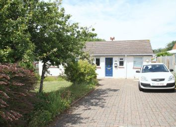 Thumbnail 4 bed bungalow to rent in Woodvale Road, Gurnard, Cowes