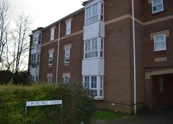 Thumbnail 1 bed flat for sale in Telford Close, King's Lynn