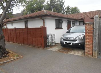 Thumbnail 3 bed detached bungalow to rent in Lynwood Avenue, Langley, Slough